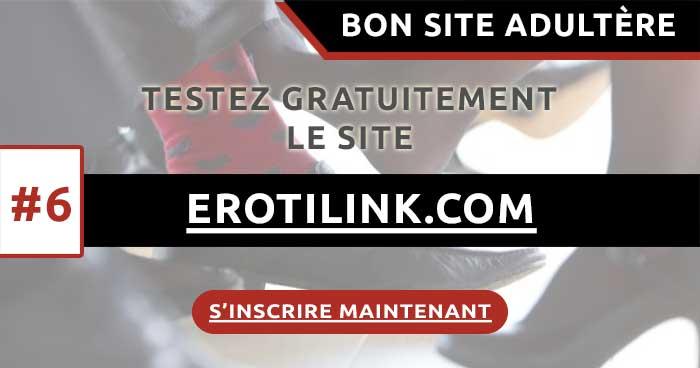 Mon avis sur le site adultère ErotiLink