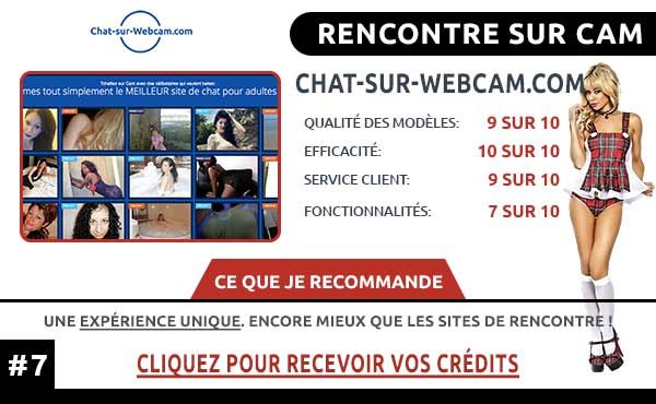 Rencontre sexe sur Chat sur webcam