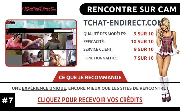 Rencontre adultère surTchat-Endirect
