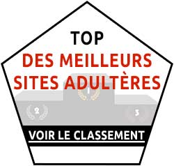 Inscription sur le site adultere